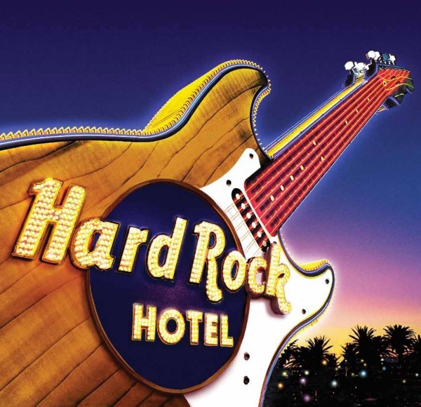Hardrock casino tampa parking